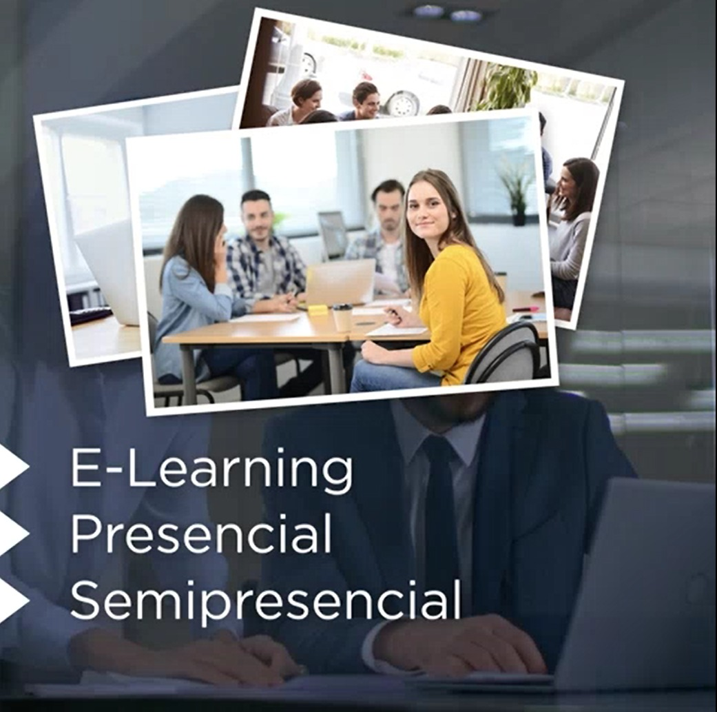 Inglés e-learning 60 Horas Sence