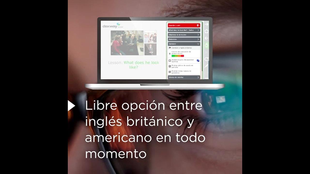 Inglés e-learning 120 Horas Sence